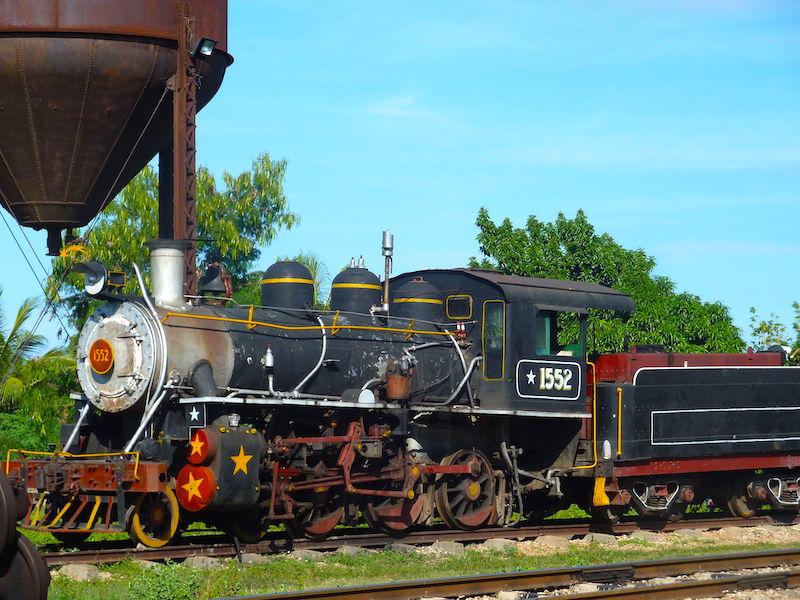 Kuba Eisenbahn