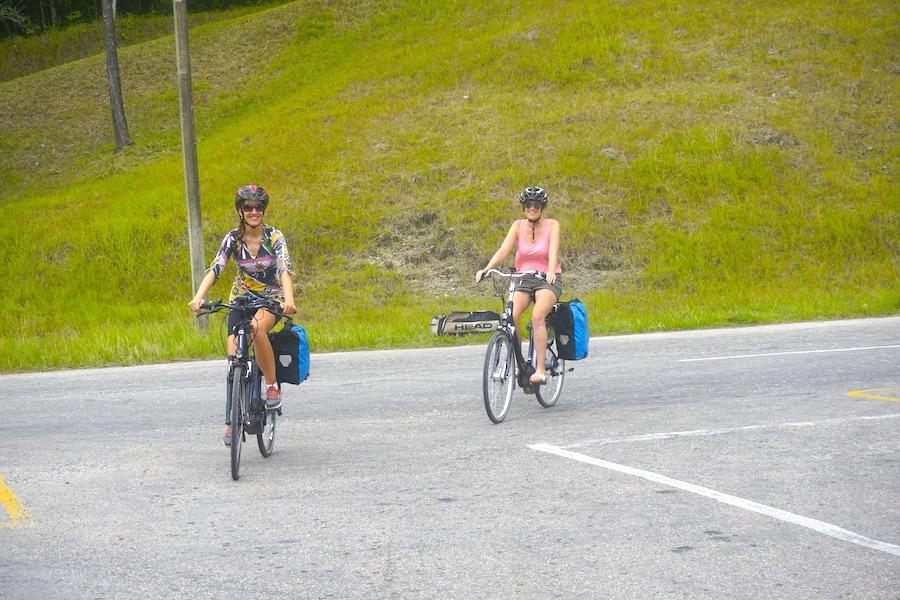 Kuba mit dem E-Bike